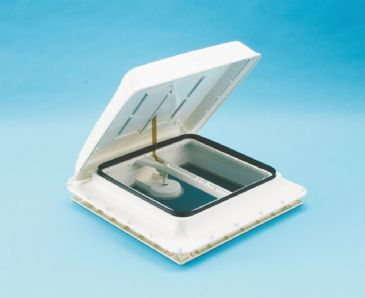 Fiamma 400 Rooflight Vent - White